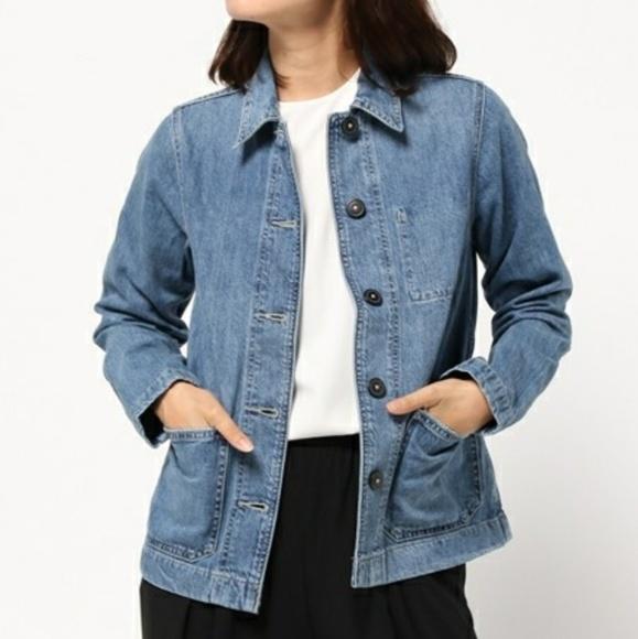 e15ff3c2a79 Levi s Jackets   Blazers - Levi s Workwear chore jean jacket